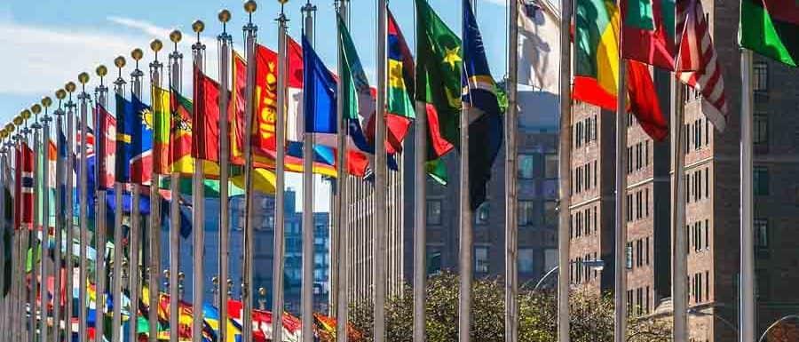 cuantos paises hay en el mundo onu