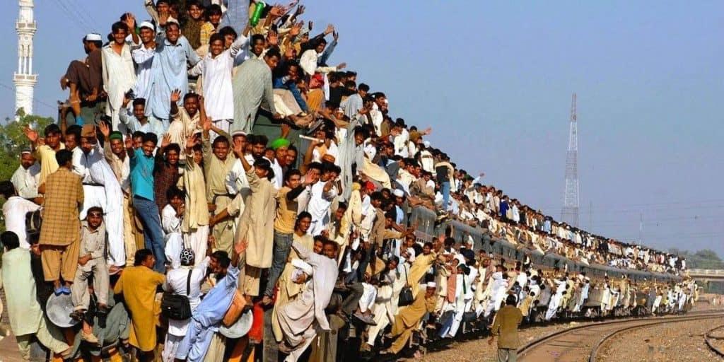los 10 paises mas poblados del mundo - bangladesh