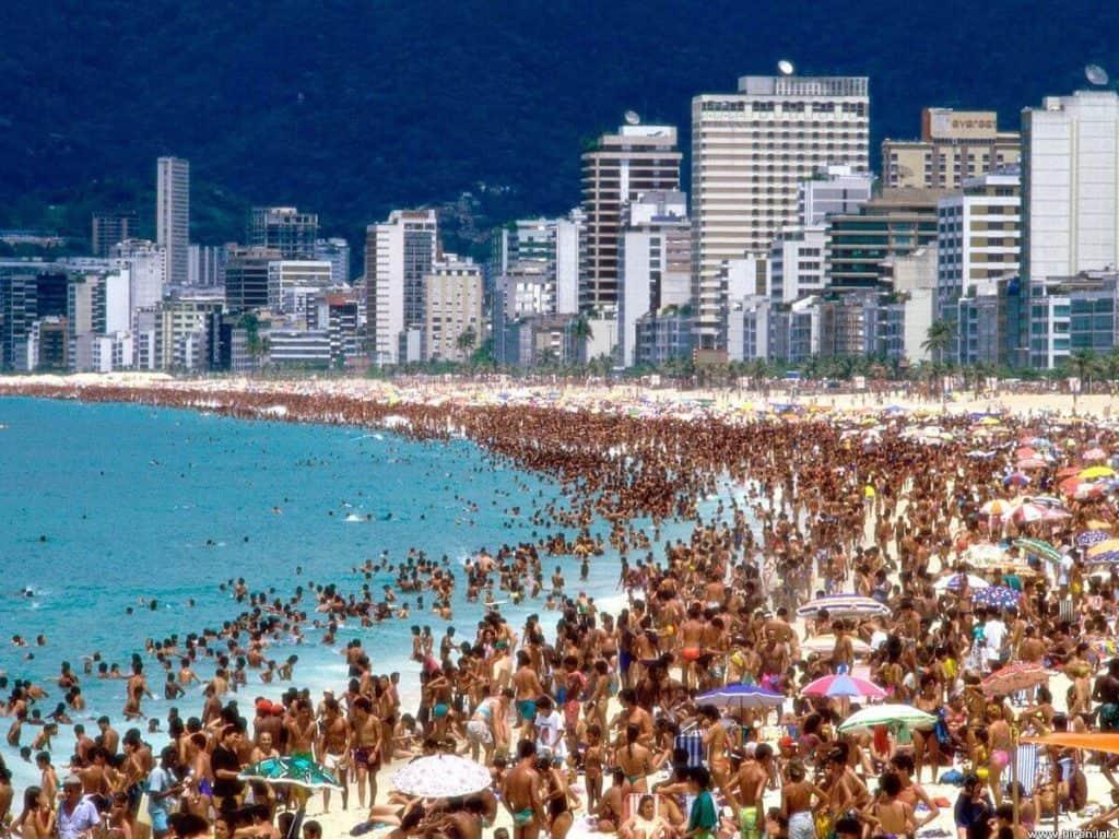 los 10 paises mas poblados del mundo - brasil