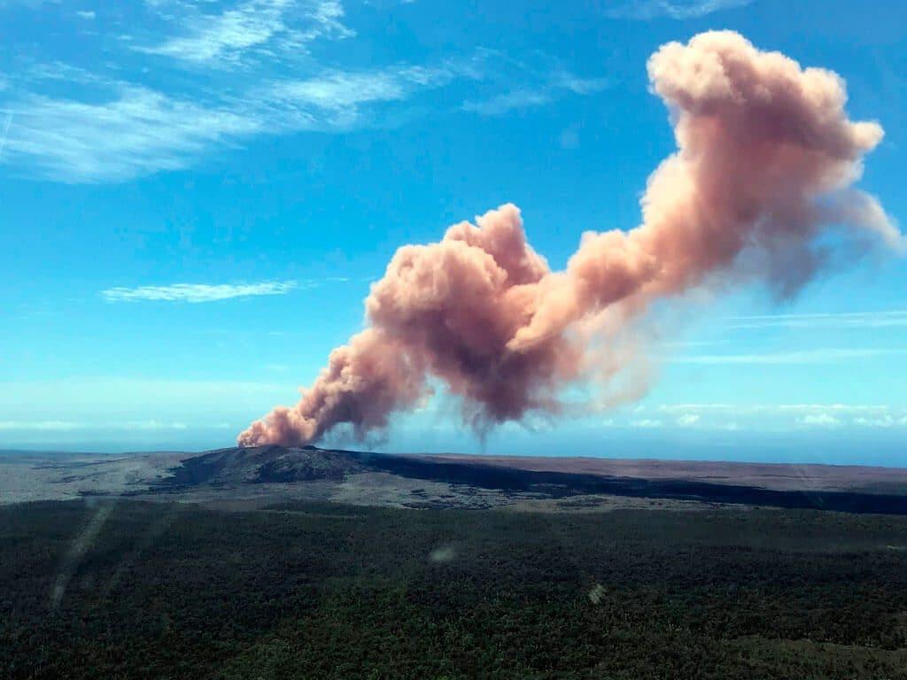 terremoto volcanico