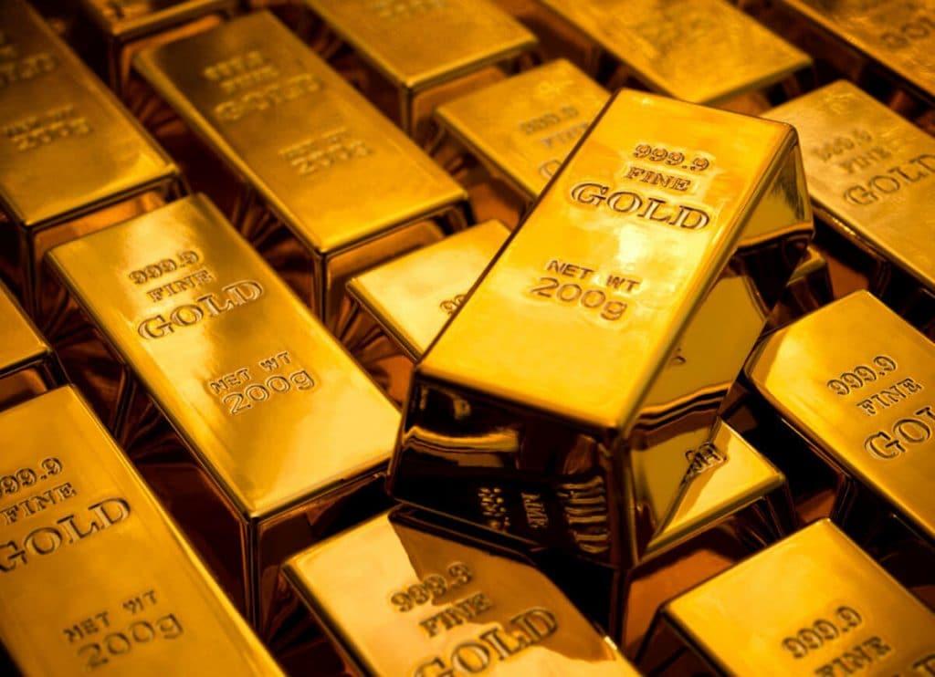 ejemplos de recursos no renovables oro