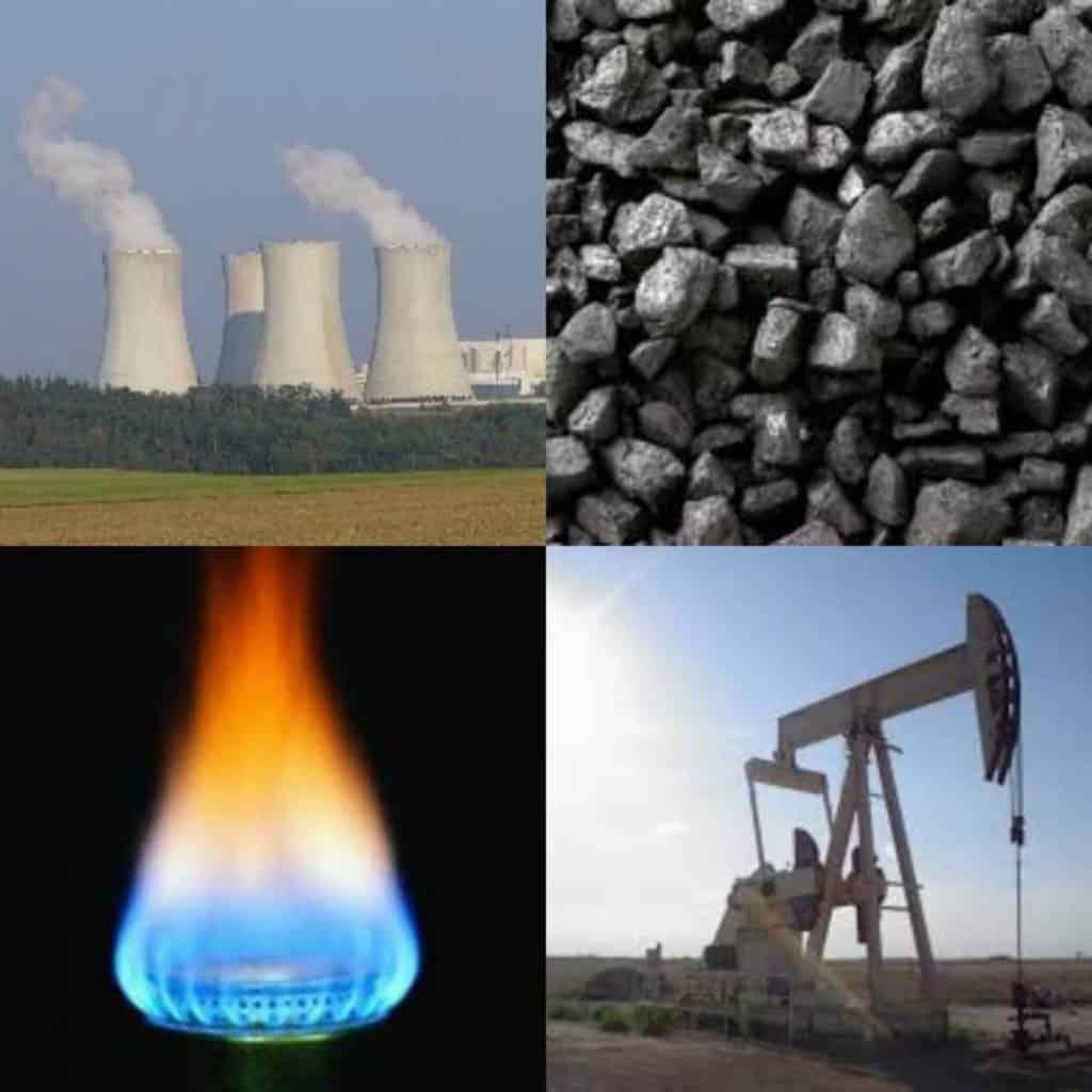 recursos naturales no renovables