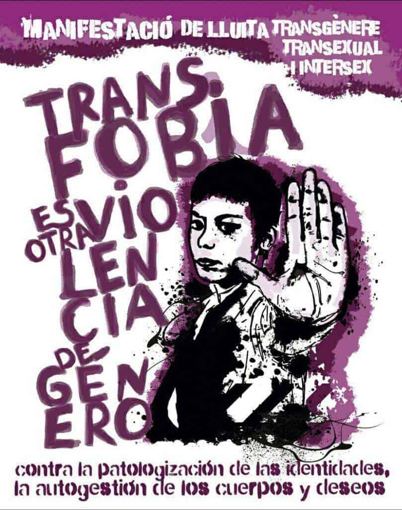 fobias raras Transfobia
