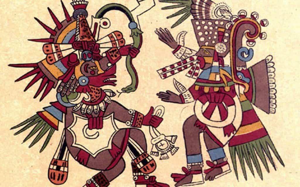 religion de los mexicas