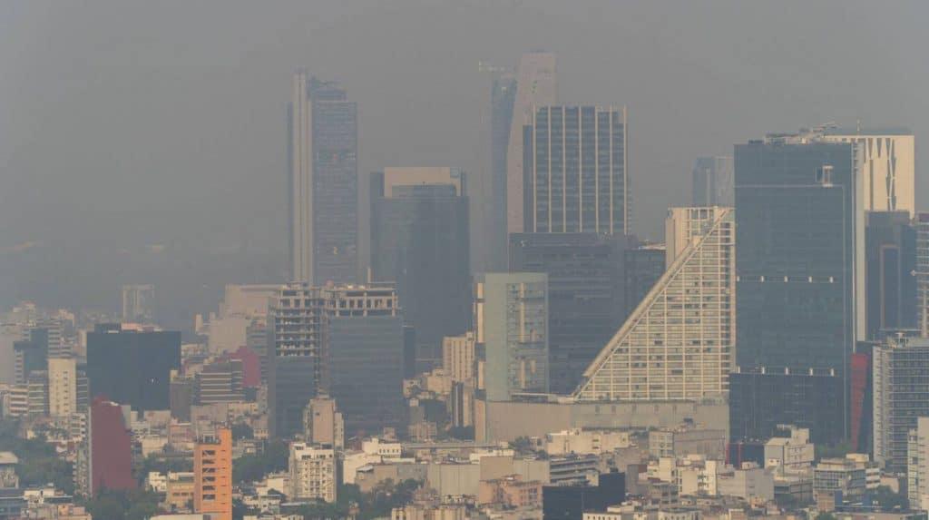 Principales Problemas Ambientales en México contaminacion smog