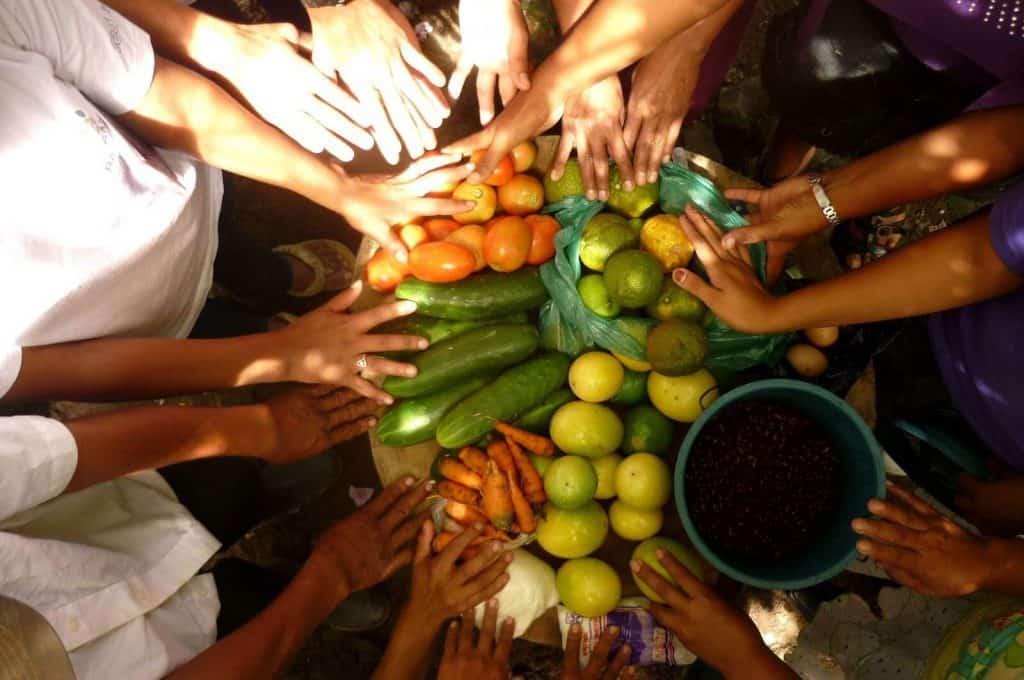 problemas sociales en mexico acceso alimentos