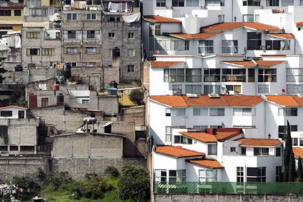 problemas sociales en mexico desigualdad