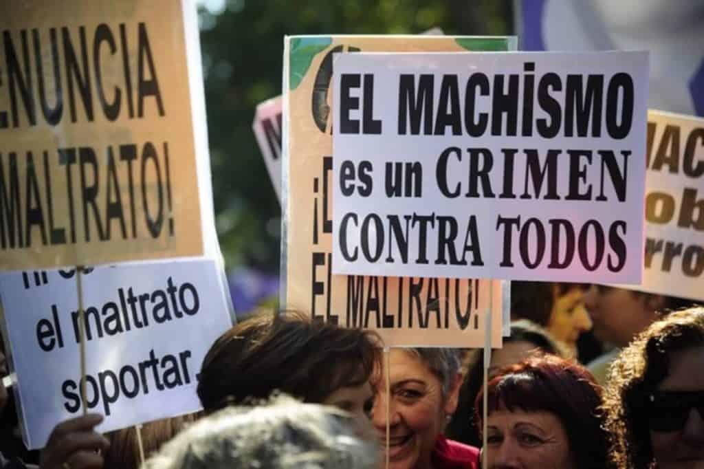 problemas sociales en mexico machismo