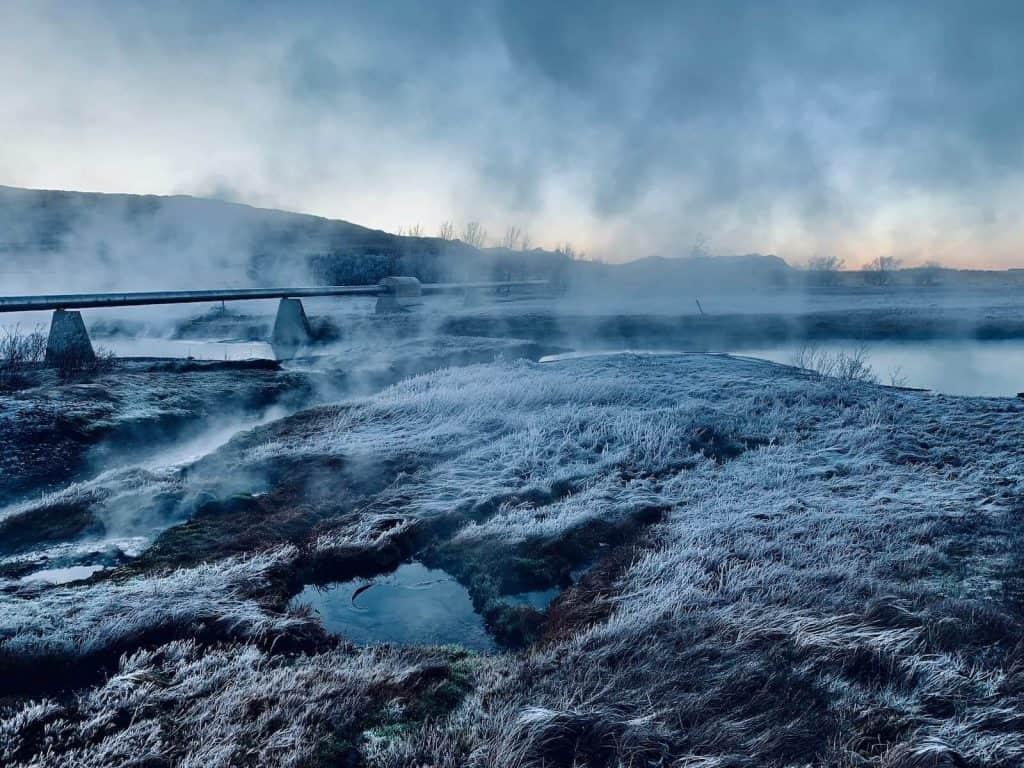 como funciona la energia geotermica
