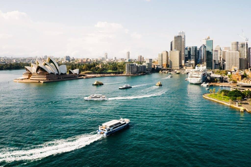 paises con mejor calidad de vida australia