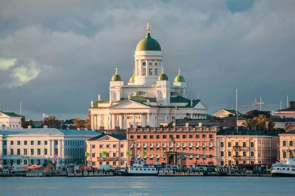 paises con mejor calidad de vida finlandia