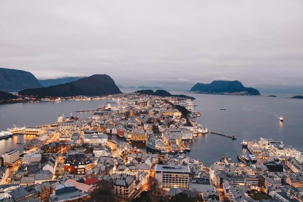 paises con mejor calidad de vida noruega