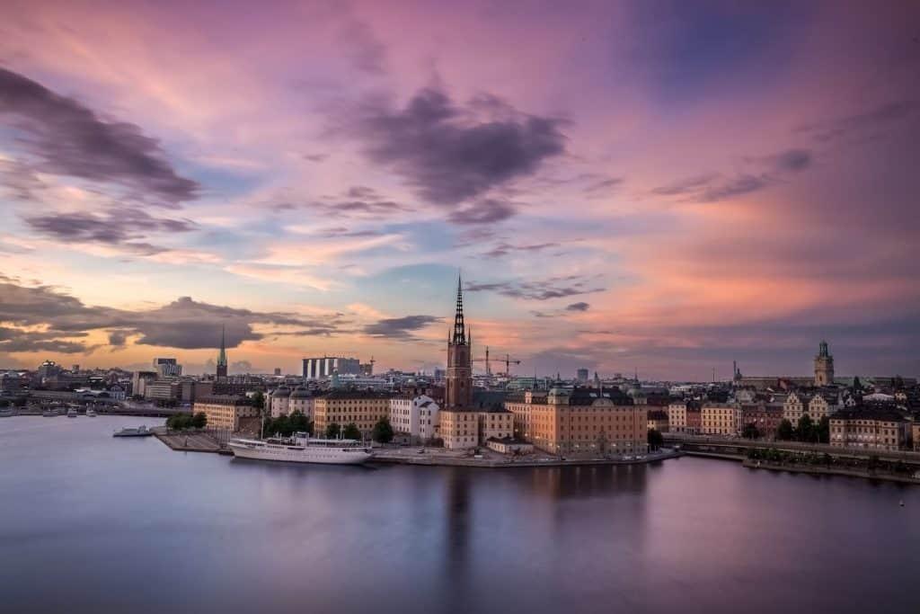 paises con mejor calidad de vida suecia