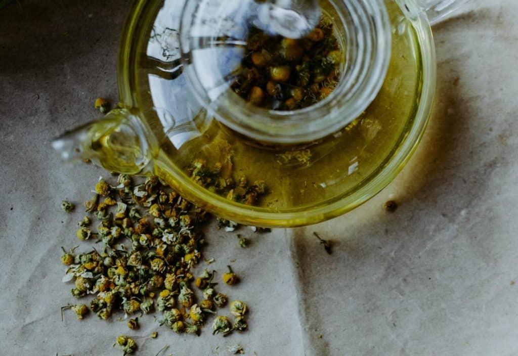 beneficios del te de manzanilla