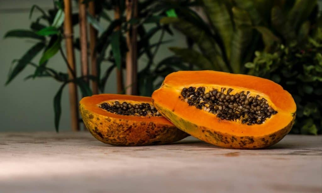 beneficios saludables de la papaya